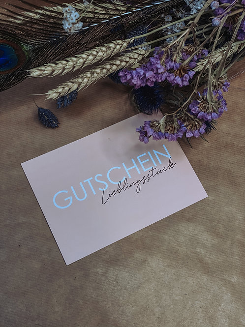 GUTSCHEIN AB 10€