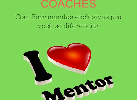 Mentoria para Coaches!