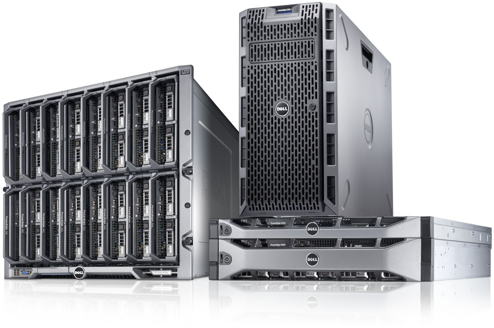dell-poweredge-server-family