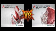 AutoCAD vs AutoCAD Architecture
