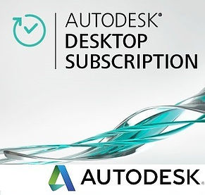 Autodesk AutoCAD Desktop Subscription  |  multicakra