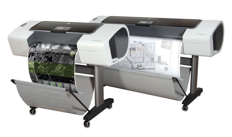HP designjet t1100-t1100ps