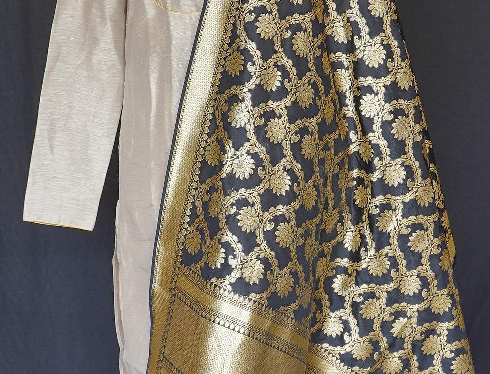 Banarasi Katan Silk Duppatta