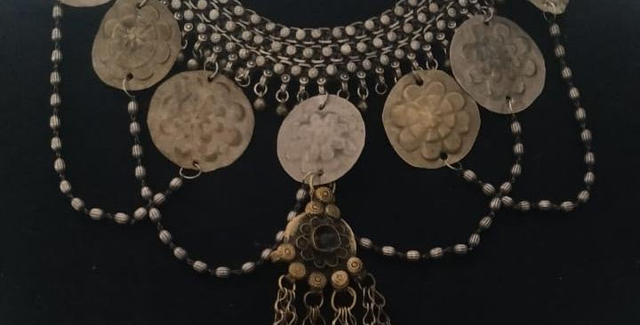 German Silver Choker/Necklace