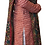 Thumbnail: Khimkhab Banarasi Kurta with Kashmiri threadwork Duppatta