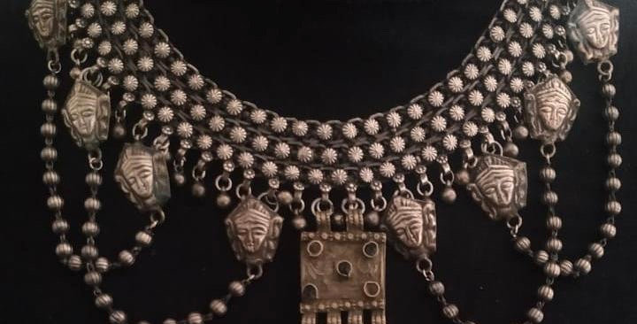 German Silver Choker/Necklace