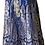 Thumbnail: Banarasi Silk skirt (Electric Blue)