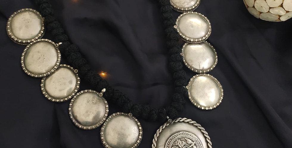 German Silver/Brass Necklace