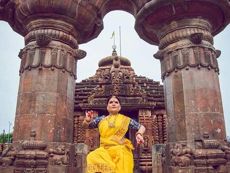 Meera – Modern Culmination of Dance Inspired Clothing