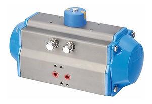 actuadores neumaticos doble accion y simple accion