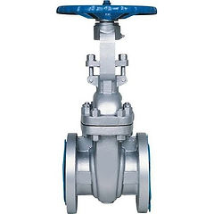 valvula compuerta , clase 150, clase 300 clase 600, bridada en acero, valvula de paso, valvulas para agua, valvula vastago fijo
