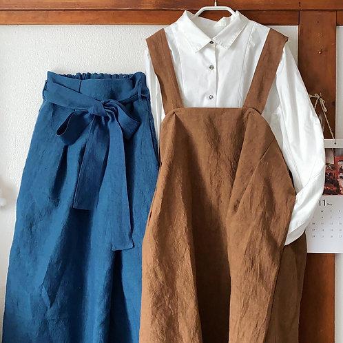 巻きスカート/2way