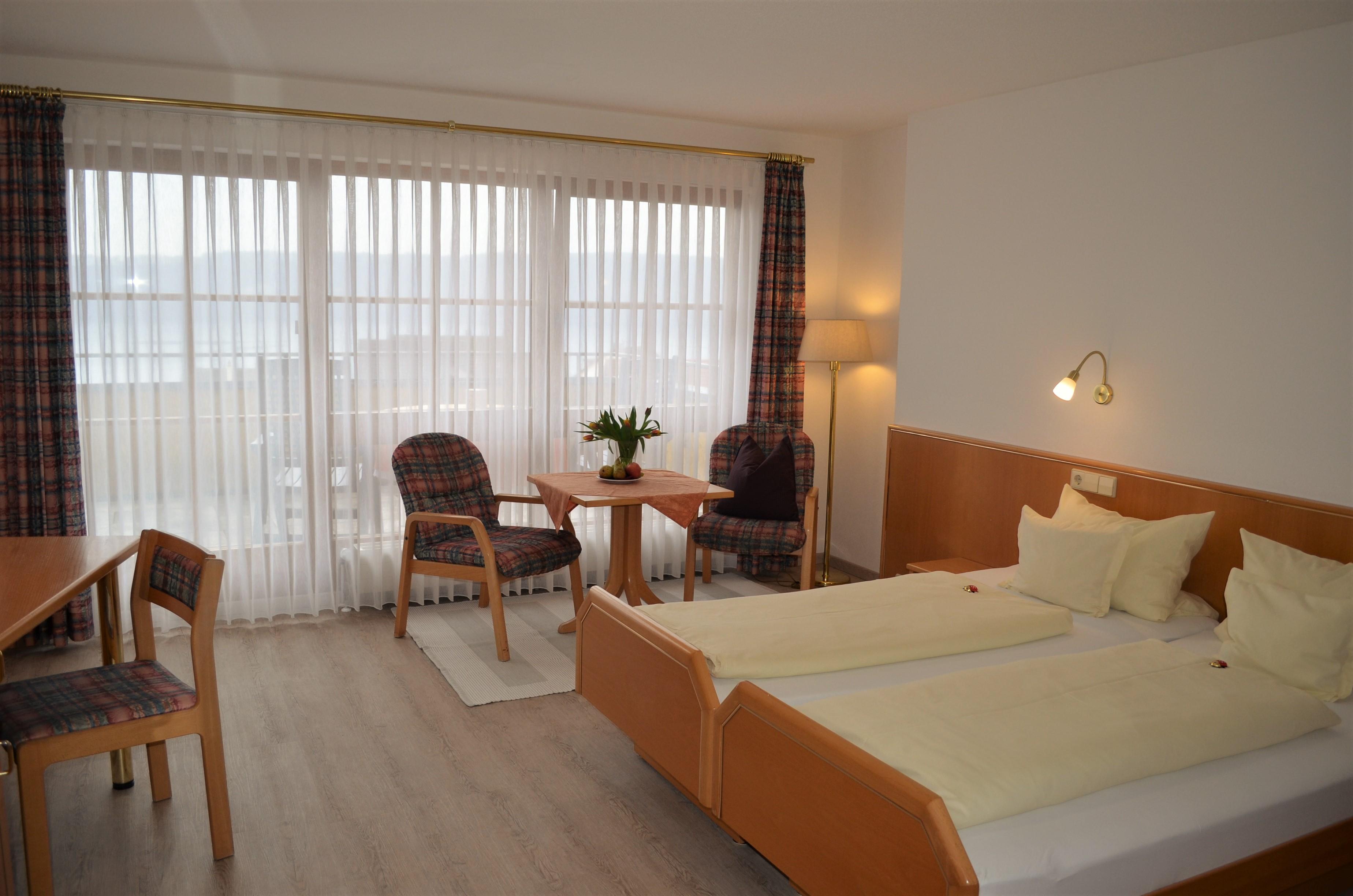 Doppelzimmer Kat.A- double room