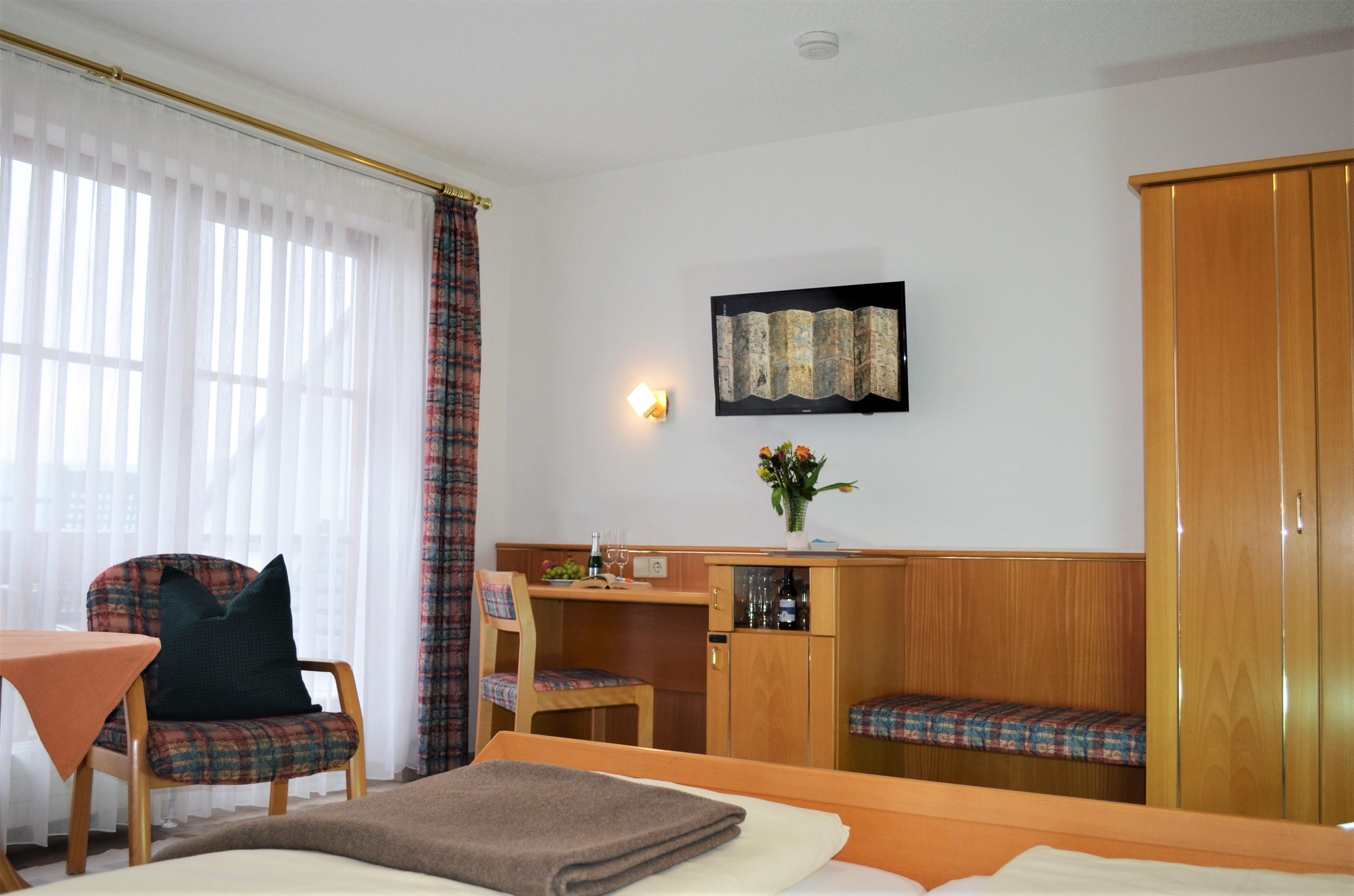 double room - Doppelzimmer