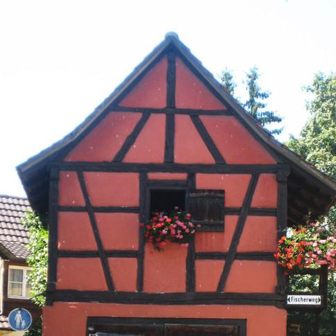 Fachwerk in Sipplingen