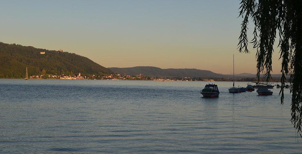 Herzlich willkommen in Ihrem Genussurlaub am Bodensee