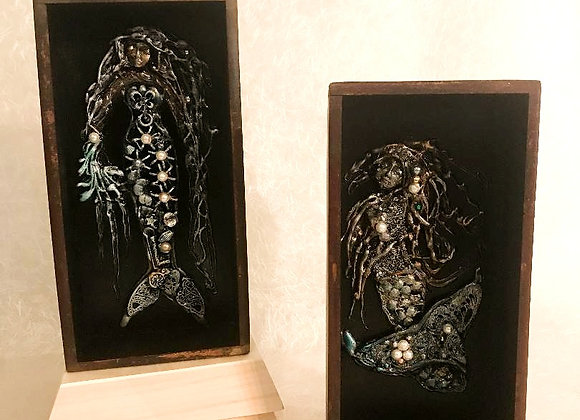 Mermaid Assemblage Collection (sold separately)