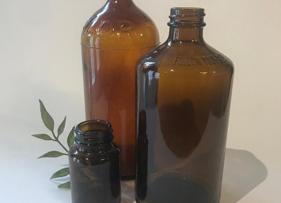 Brown Bottle Collection