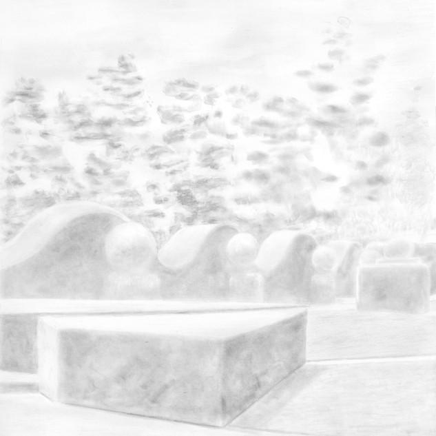 Le jardin blanc 2 de la série jardin_des souffles