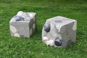 Concrétion cubique