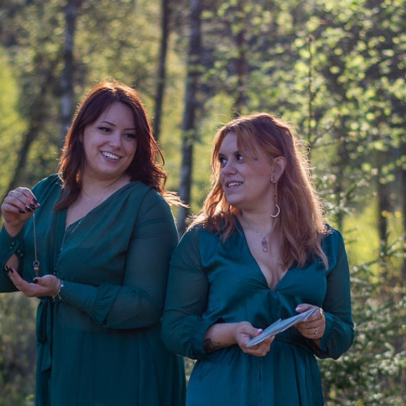 Vardagsmagi med Systrarna Tarot - 400kr
