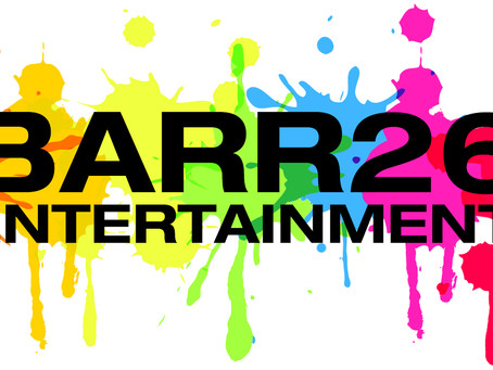 Welcome to Barr26 Entertainment