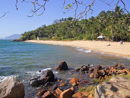 40 lindas praias em Ilhabela