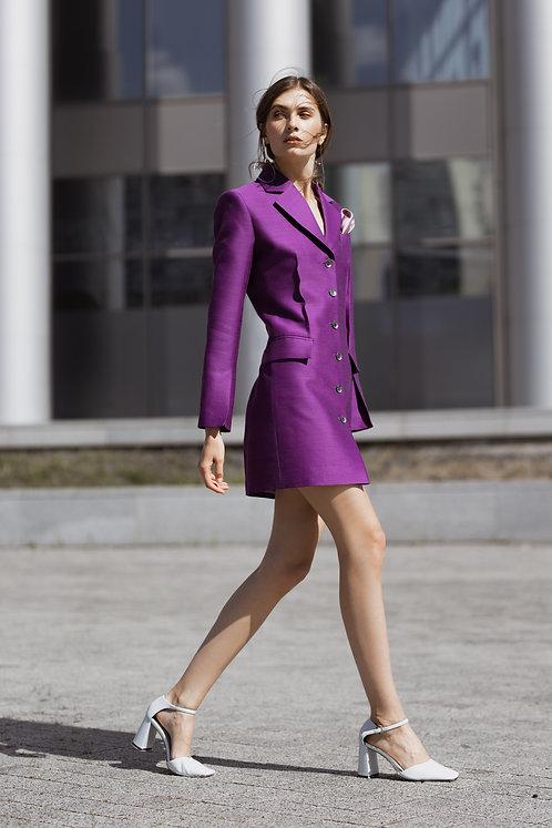 Платье-жакет Ostin Violet