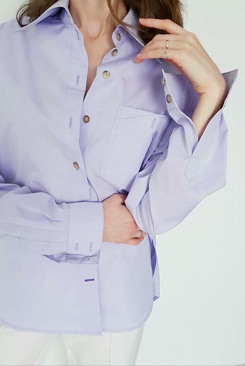 Рубашка Nevada violet