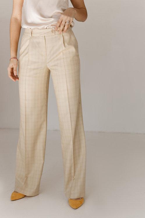 Широкие брюки BOSTON