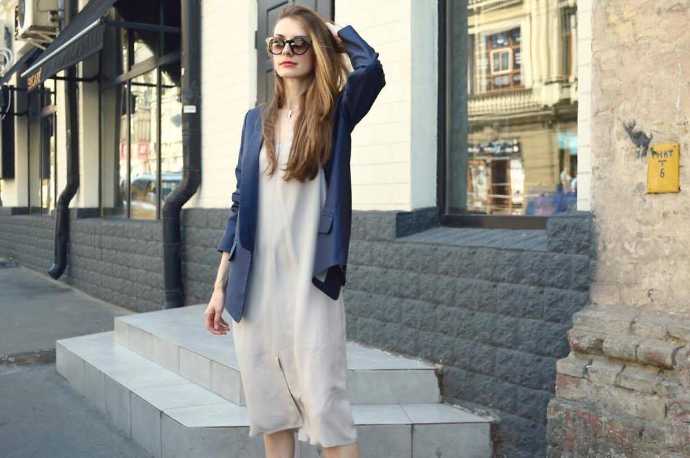 Пиджак Milano, платье Cannes