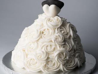 Cake Journey- Bridal Shower Cake & Cupcakes