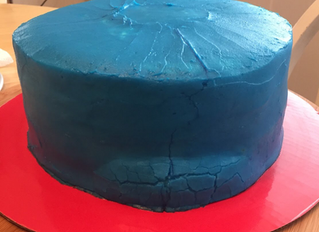 Cake 911: Help, my cake is bulging!