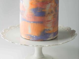 Cake Journey- Watercolor Buttercream Cake