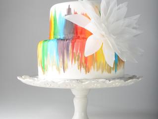 Cake Journey- Rainbow Cake
