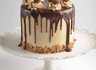 Cake Journey- Peanut Butter and Chocolate Lover's Cake