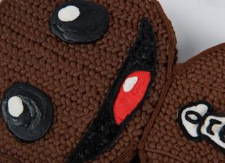 Cake Journey- Sackboy Birthday Cake