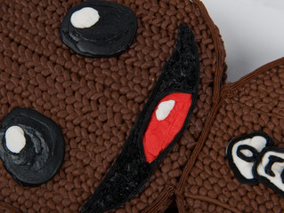 Cake Journey- Sackboy Birthday Cake
