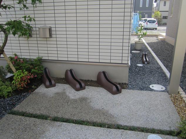 【自転車ブロック】