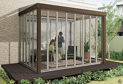 ガーデンルーム、LIXIL ジーマ