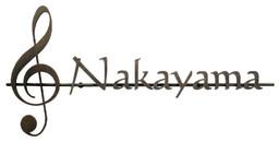 クラシカルアイアンネーム 音符