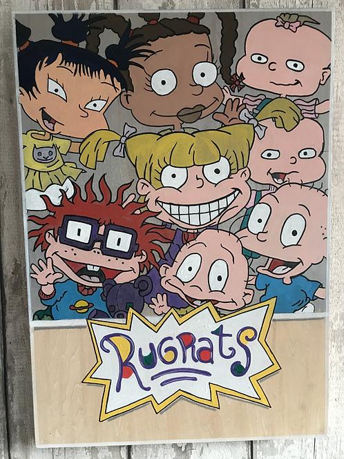 Various unique artwork