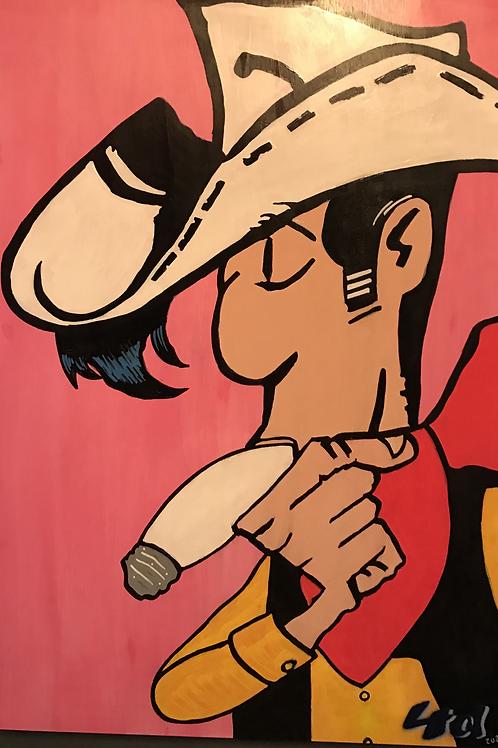 Lucky Luke - Artist Morris