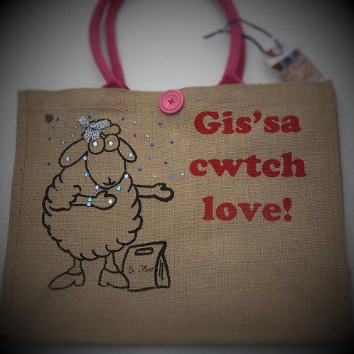 Various Coloured Handled - Gis'sa cwtch love!
