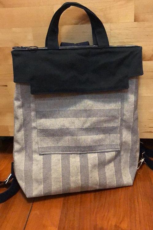 Handmade Piano Tote Bag