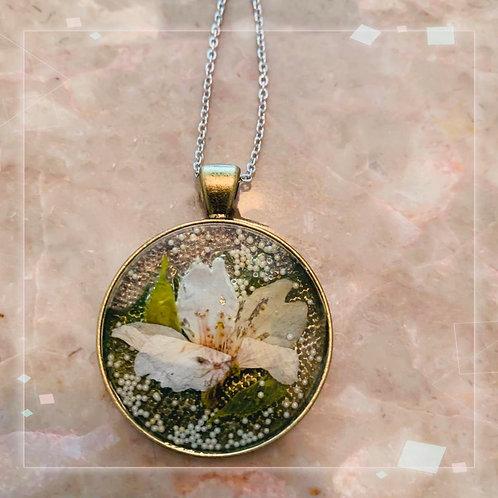 Handmade Sakura Pendant