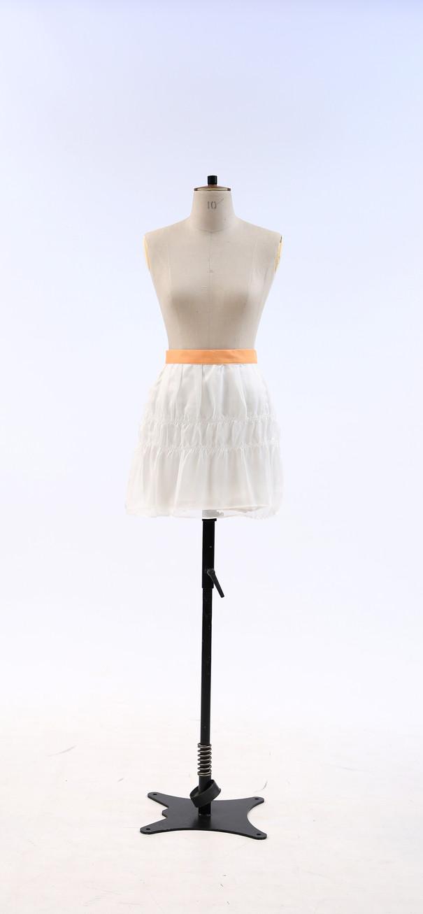 Basic Shibori Skirt Front .jpg