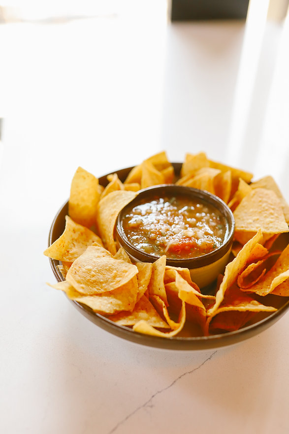 Chips and Lychee Salsa.jpg
