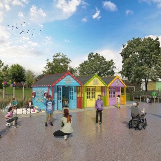 Visuals of the new Thomas Wolsey Ormiston Academy Playground by Richard Wilkinson  (6)