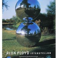 Lot 81 - Pink Floyd Interstellar Exhibition 2003 Mirror Balls Outdoor Display Poster